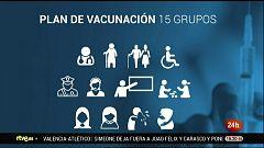 Parlamento - El foco parlamentario - Illa presenta el plan de vacunación de la Covid-19 - 28/11/2020