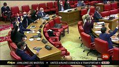 Parlamento - El foco parlamentario - Aprobado el dictamen de los PGE 2021 - 28/11/2020
