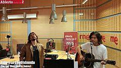 Abierto hasta las 2 - Andrés Suárez y Rulo y la contrabanda, vídeo de 'The End' - 15/11/20