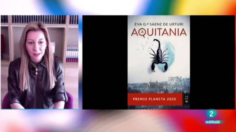 """""""Aquitania"""" Premi Planeta 2020 a Punts de vista"""