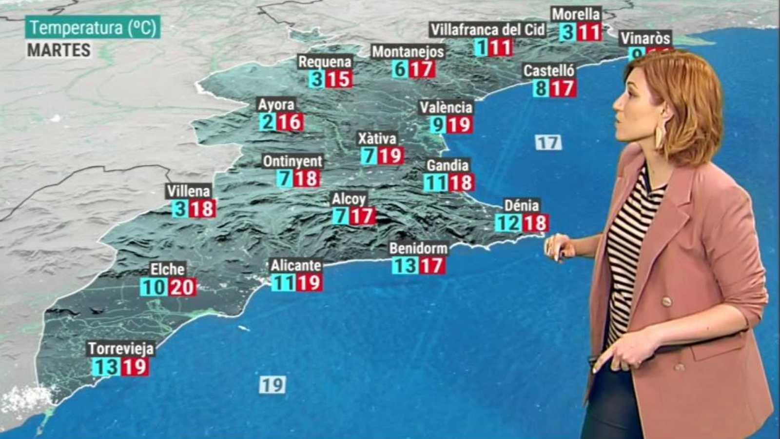 El tiempo en la Comunidad Valenciana - 30/11/20 - ver ahora