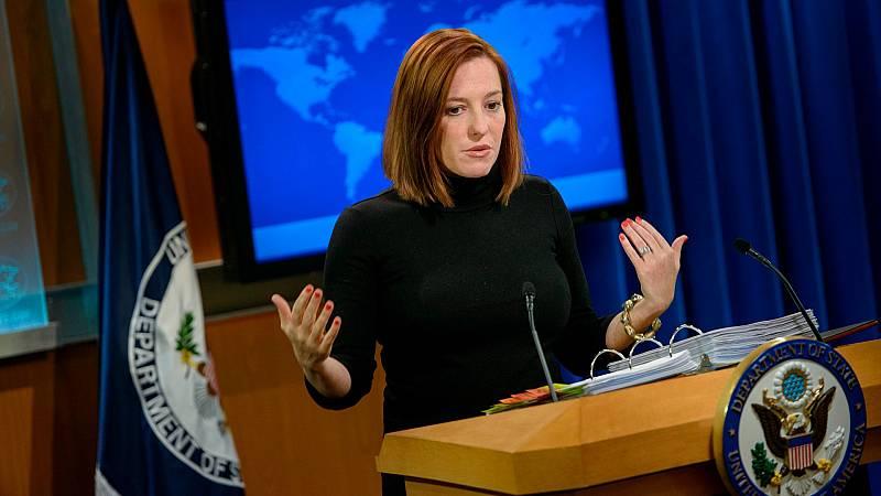 Biden tendrá un equipo de prensa formado solo por mujeres