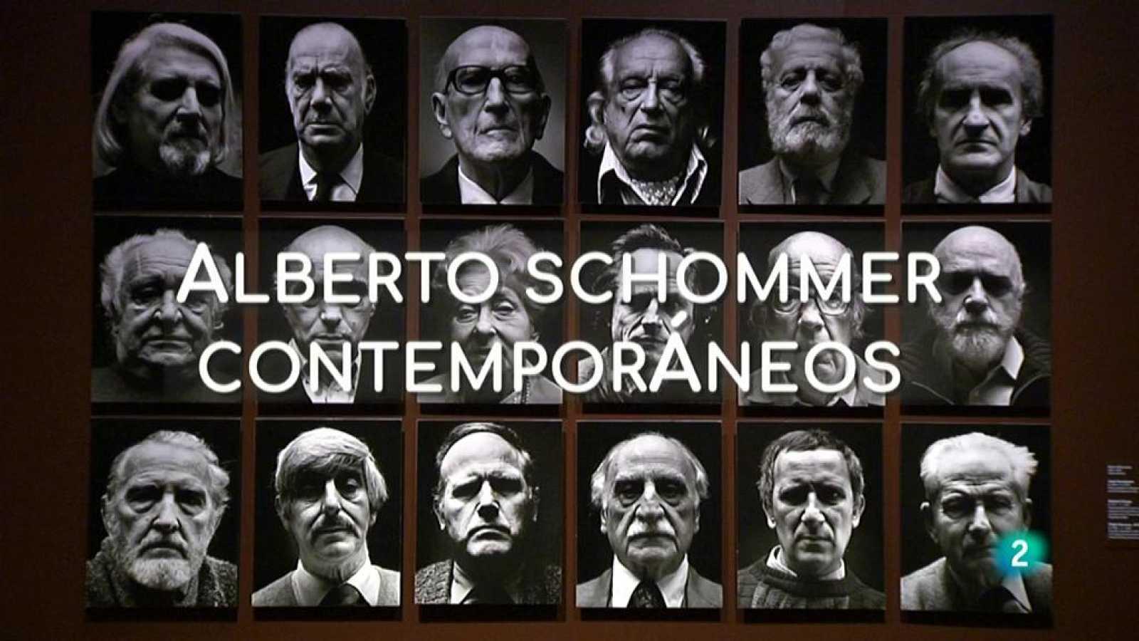 La aventura del saber Alberto Schommer Contemporaneos fotografía arte retrato #AventuraSaberArte