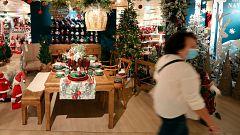 La cancelación de las cenas de empresa impulsa la venta de cestas de Navidad