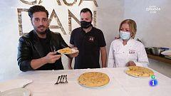 El secreto para hacer la mejor tortilla de patatas con David Bustamante