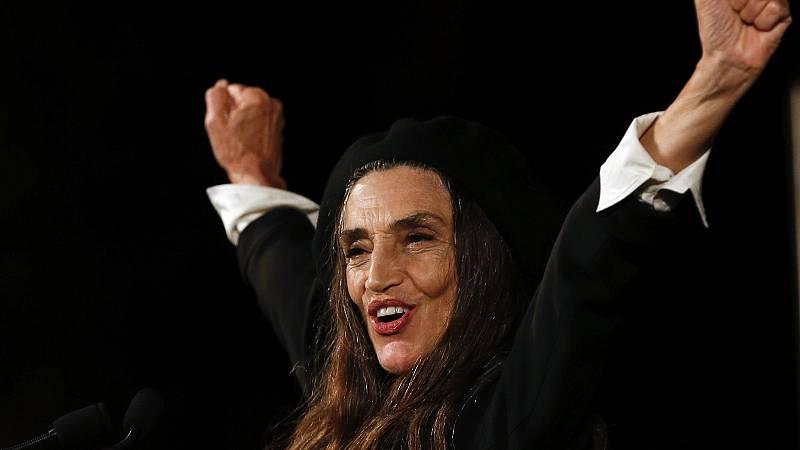 """Ángela Molina, Goya de Honor 2021: """"Este premio es especial, no lo puedo negar"""""""