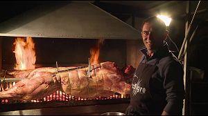 Las recetas de Julie con Thierry Marx: Cocina a la barbacoa