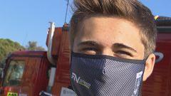 Pau Navarro, al Dakar con 16 años