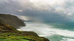 Lluvias en puntos del sur que serán fuertes en Canarias