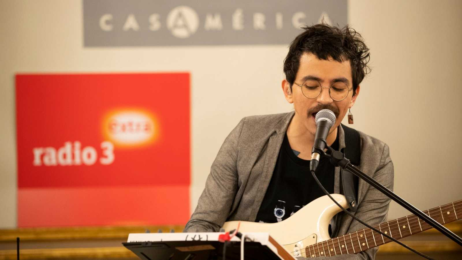 Especiales Radio 3 - VÍDEO: Julián Mayorga en directo - 30/11/20 - Ver ahora