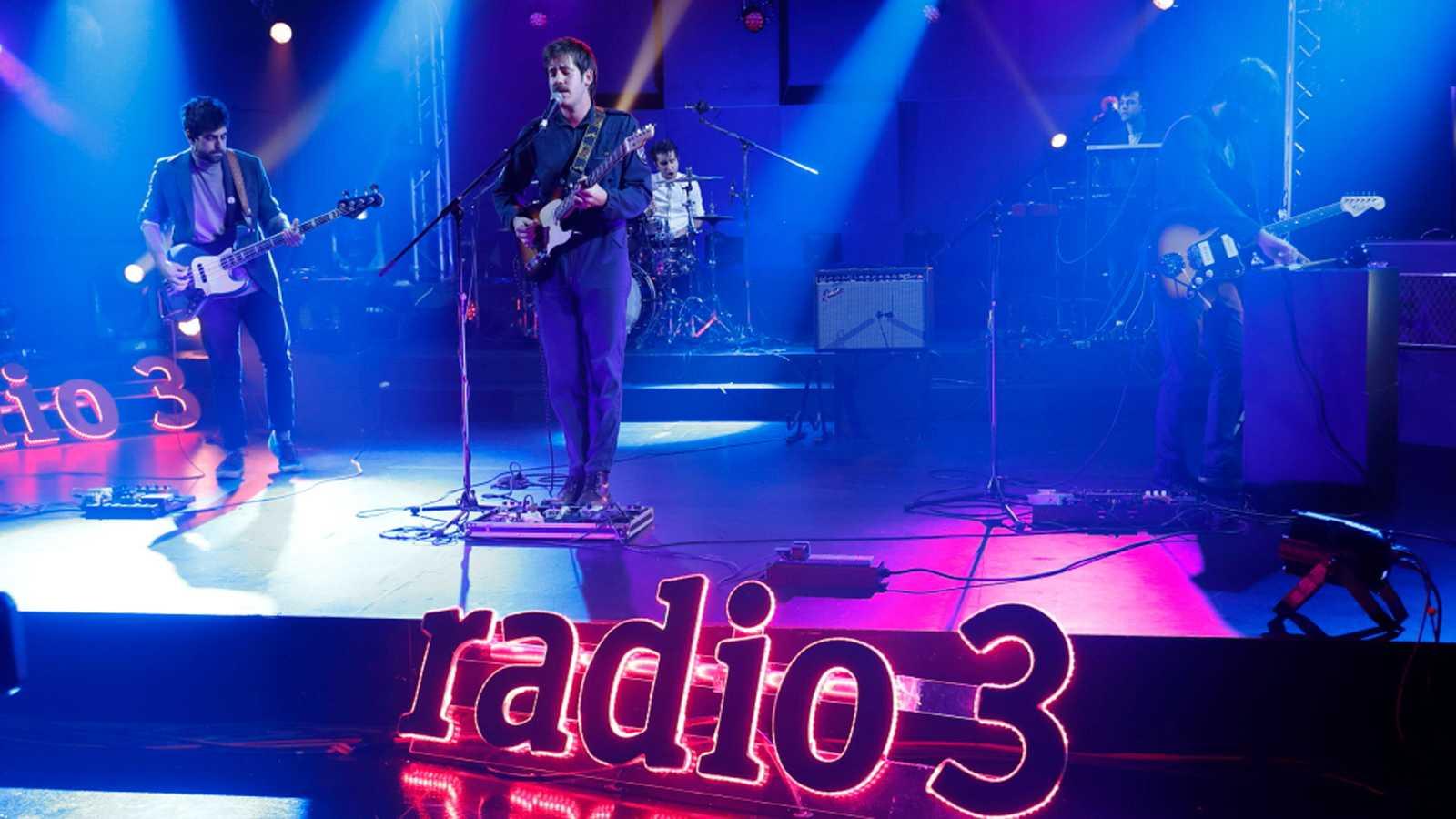 Los conciertos de Radio 3 - Medusa Box - ver ahora