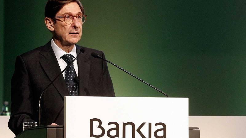 Los accionistas de Bankia dan luz verde a su fusión con Caixabank para crear el mayor banco de España