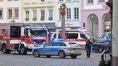 Varios muertos y heridos en un atropello múltiple en Tréveris