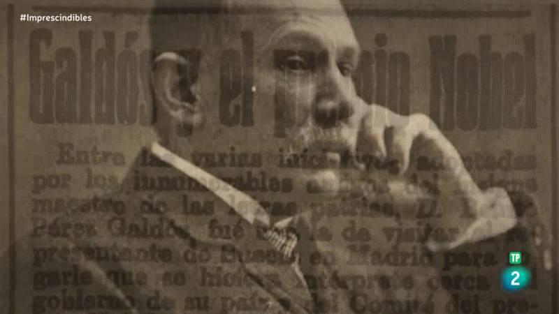 Imprescindibles explica por qué el Premio Nobel que no llegó a Benito Pérez Galdós