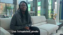 """Lisa Tchaptchet: """"La ausencia de Shandy hará al equipo más fuerte"""""""