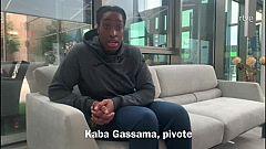 """Kaba Gassama: """"Estar aquí es un premio a mis años en Granollers"""""""