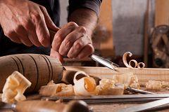Aquí la Tierra - Un taller de la talla de esta madera