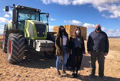 Aquí la Tierra - El trabajo del trigo: ¿cómo se siembran los cereales?