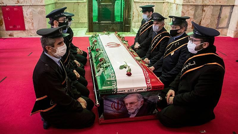 Irán asegura que el científico nuclear fue asesinado por control remoto