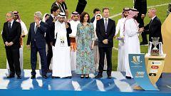 La RFEF propone disputar la Supercopa en España en vez de en Arabia Saudí