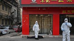 China cometió graves errores de gestión cuando se inició la pandemia, según la CNN
