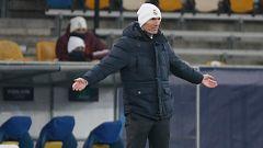 "Zidane: ""No voy a dimitir. Vamos a seguir"""