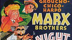 'Una noche en la ópera', una de las obras maestras de los hermanos Marx, este martes en 'Días de Cine Clásico'