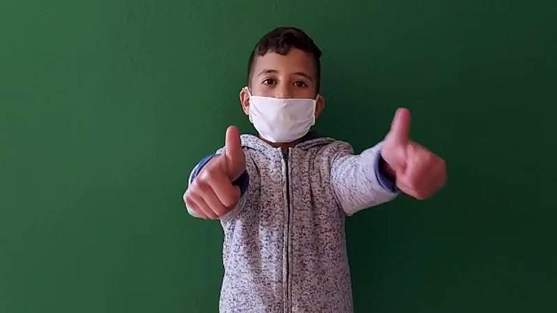 XVII Concurso de Cuentos Solidarios - Un año muy especial - 3º CEIP Daniel Federío de Sástago (Zaragoza) - Ver ahora