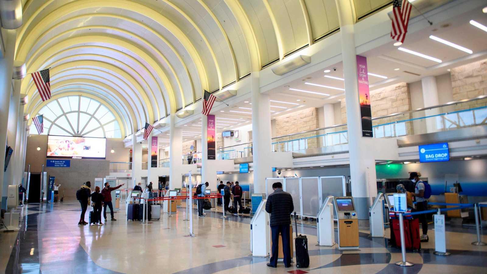 Las agencias de viajes, sin clientes por la pandemia
