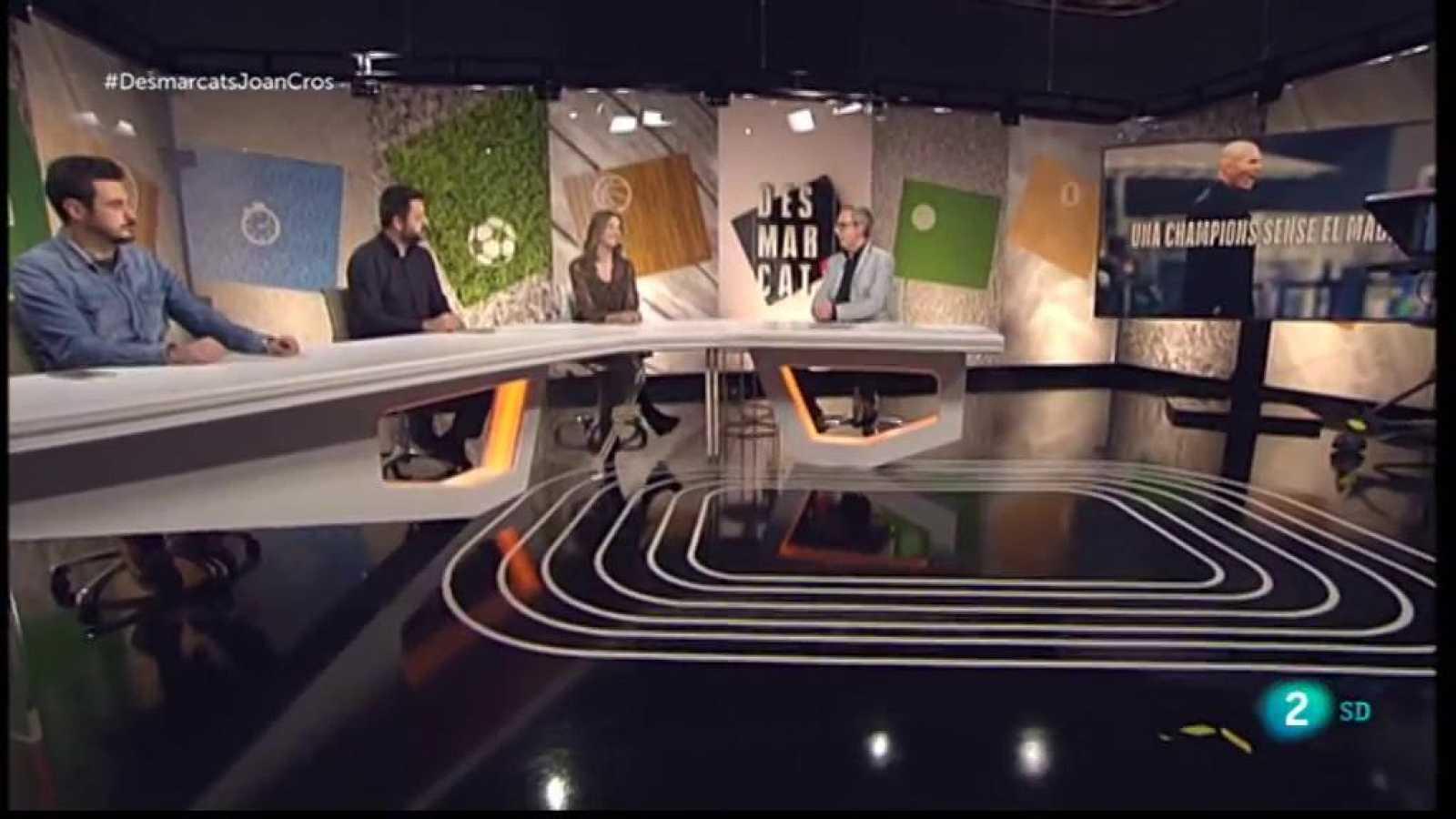 Desmarcats - Tertúlia Esportiva. Una Champions sense el Madrid?