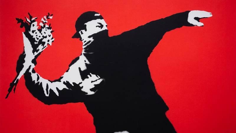 El arte callejero de Banksy en Madrid: de los grafitis a las exposiciones no autorizadas