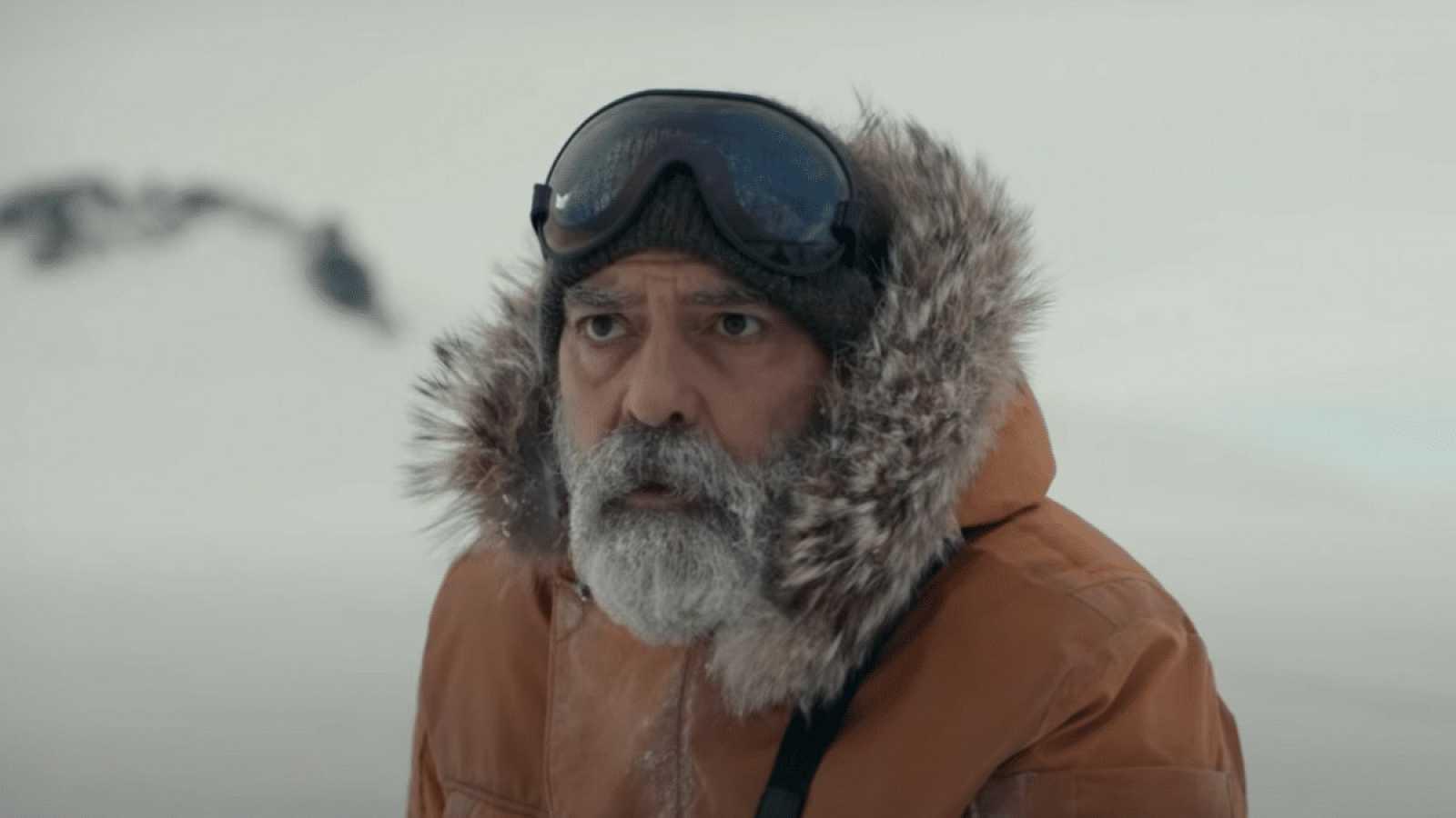 George Clooney nos habla de su  nueva película, 'Cielo de Medianoche', que dirige y protagoniza