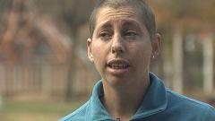 """Carla Suárez, optimista en mitad del tratamiento de cáncer: """"Me gustaría despedirme en una pista"""""""