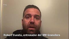 """Robert Cuesta: """"Gomes nos ayudará a tener más solidez defensiva"""""""