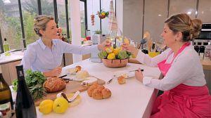 Las recetas de Julie: Con Marlène Chaussemy