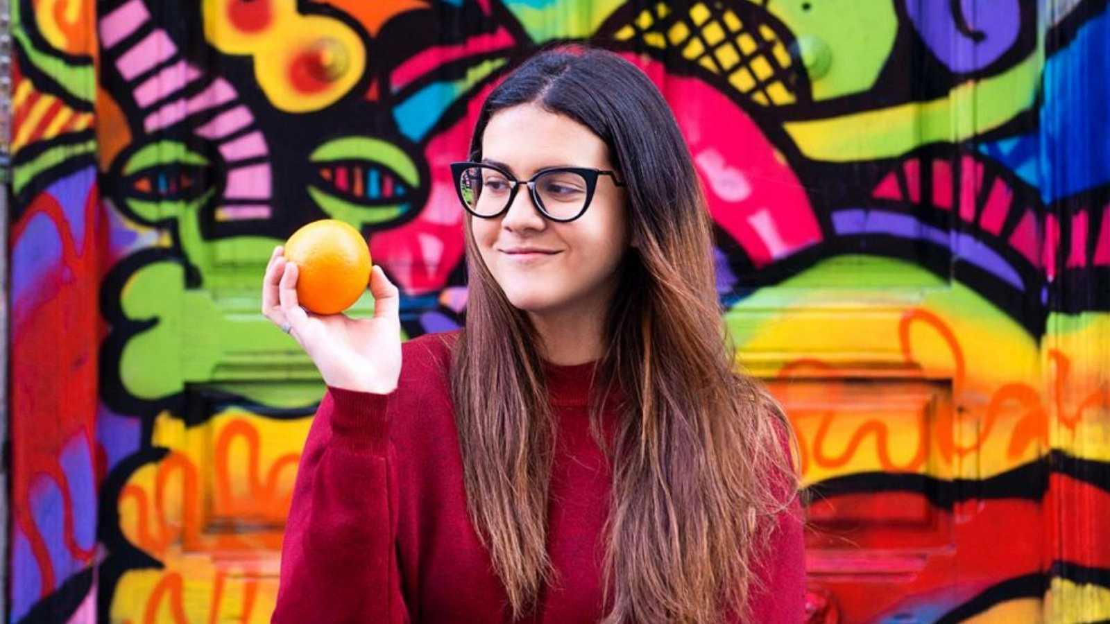 """Victoria Lozada: """"Nosotros no solo somos lo que comemos"""""""
