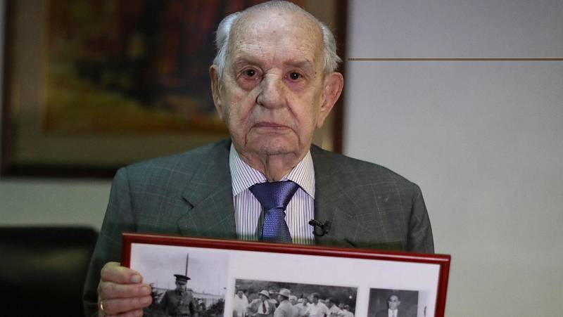 Muere Fernando Rodríguez Miaja, el decano de los exiliados republicanos en México