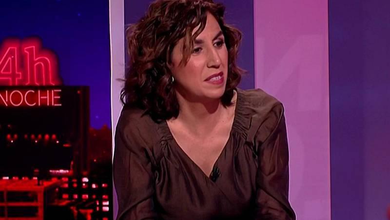 "Irene Lozano: ""La liga femenina de fútbol es sostenible"""
