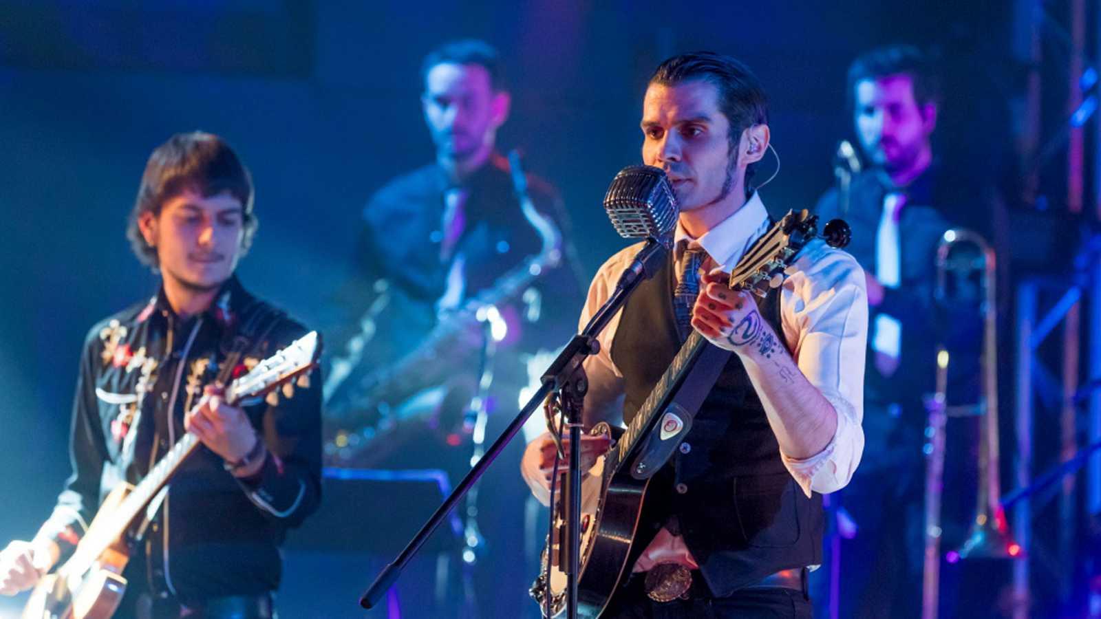 Los conciertos de Radio 3 - Ghost Number - ver ahora