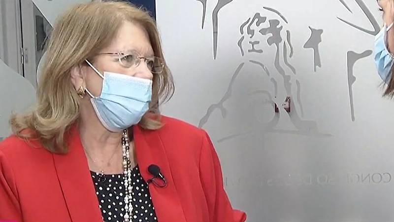 """Elvira Rodríguez (PP), sobre la renovación del CGPJ: """"No nos hemos movido de donde estábamos"""""""