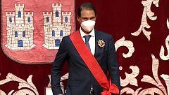 Rafa Nadal recibe la Gran Cruz de la Orden del Dos de Mayo y se la dedica a las víctimas del coronavirus