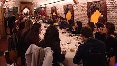 Los hosteleros se enfrentan a una Navidad sin comidas ni cenas de empresa