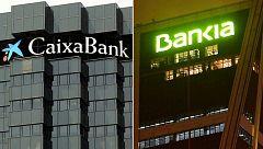 La junta de accionistas de CaixaBank da el visto bueno a su fusión con Bankia