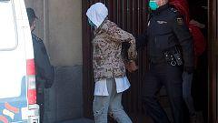 Rafael Amargo, a la espera de declarar ante el juez acusado de tráfico de drogas y pertenencia a banda criminal