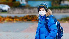 Mantas para combatir el frio en el colegio por la ventilación anti COVID