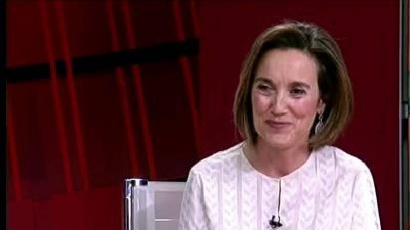 """Cuca Gamarra, sobre la renovación del CGPJ: """"Si el PSOE quiere acuerdo, podrá haber acuerdo"""""""