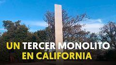 La misteriosa aparición de tres monolitos en California, Utah y Rumanía