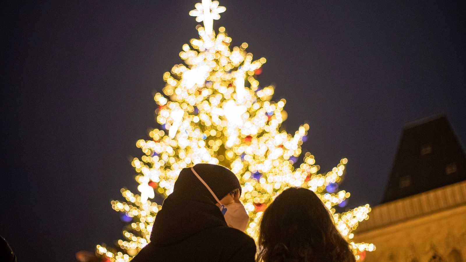 """Simón explica que el término """"allegados"""" busca recoger """"todas las realidades sociales"""" y pide """"responsabilidad individual"""" en el cumplimiento de las normas esta Navidad"""