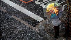 """La borrasca 'Dora' deja 37 provincias en alerta por viento fuerte, oleaje y temperaturas """"muy bajas"""""""