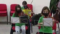 La música como herramienta para transformar los entornos de niños vulnerables